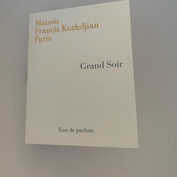 Maison Francis Kurkdjian Grand Soir